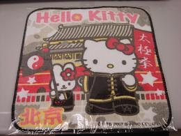 kitty北京バージョンタオル